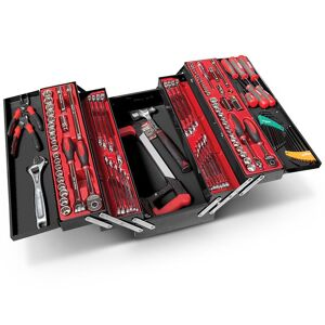 118018 sidchrome 112 piece cantilever tool kit hero scmt10138bk