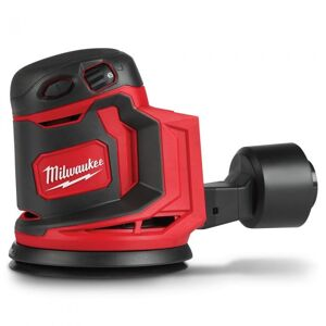 124405 milwaukee 18v 125mm orbital sander skin hero3 m18bos1250