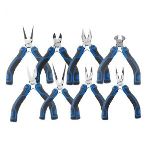 141350 KINCROME Mini Plier Set 8 Piece K4227 HERO
