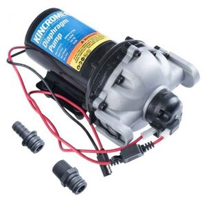 151641 kincrome 11 4lpm 12v diaphragm pump quick connect k16104 hero