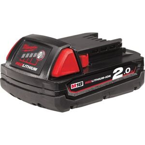 89189 Milwaukee M18 2Amp Lithium Ion Battery M18B2 1000X1000