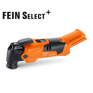 Battery powered FEIN Multi Master