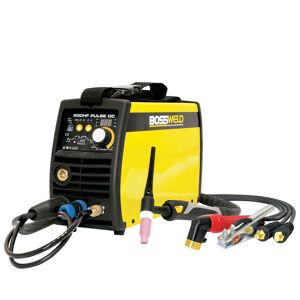 Bossweld 200 HF TIG 660210 A