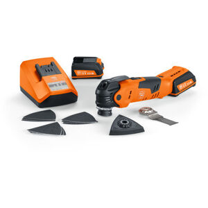 FEIN cordless Multi Talent Quick Start