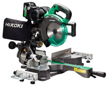 Hikoki 185mm Brushless MITRE SAW