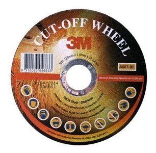 Thin cut off wheel