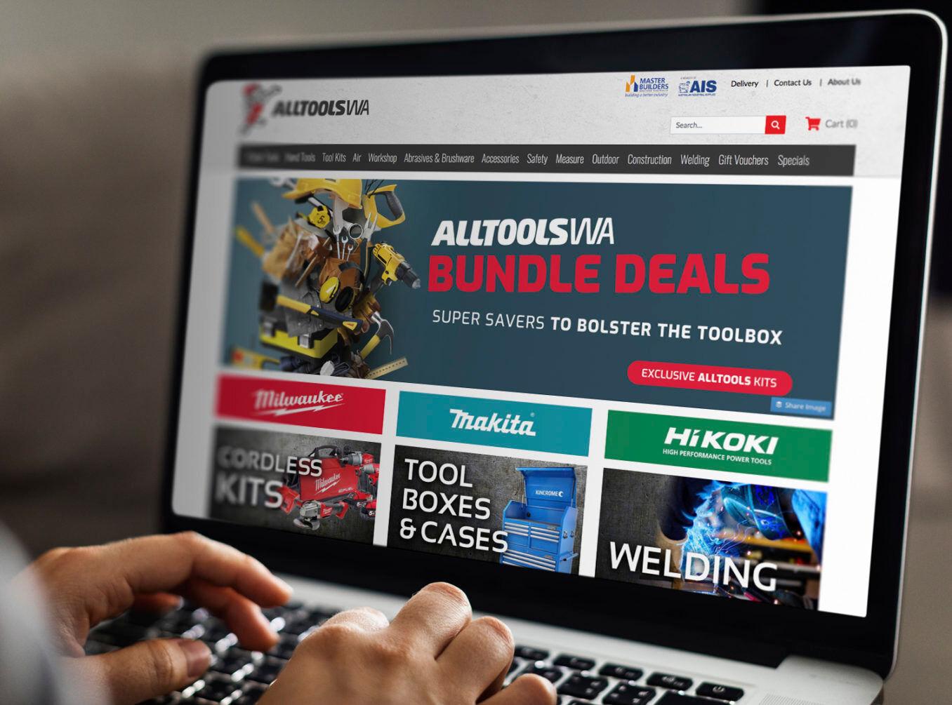 Alltools website