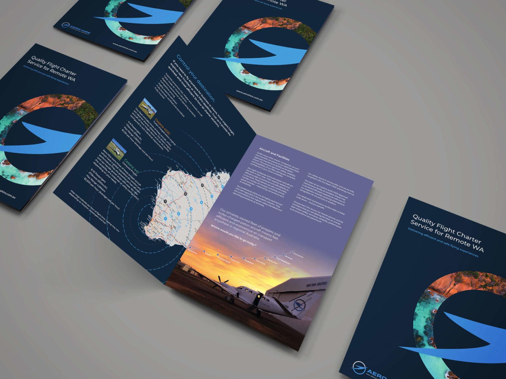 A4 Brochure copy