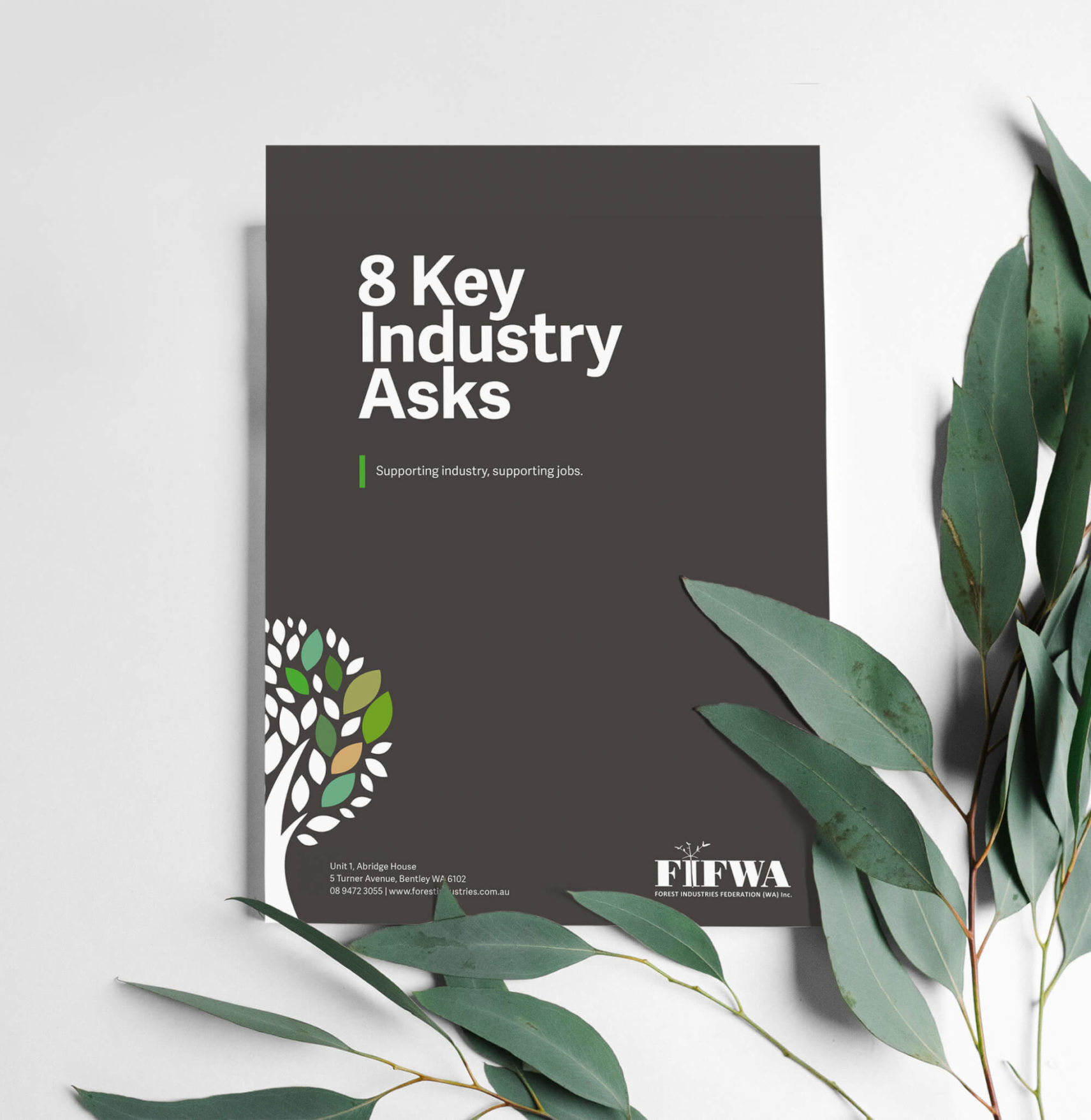FIWA brochure cover