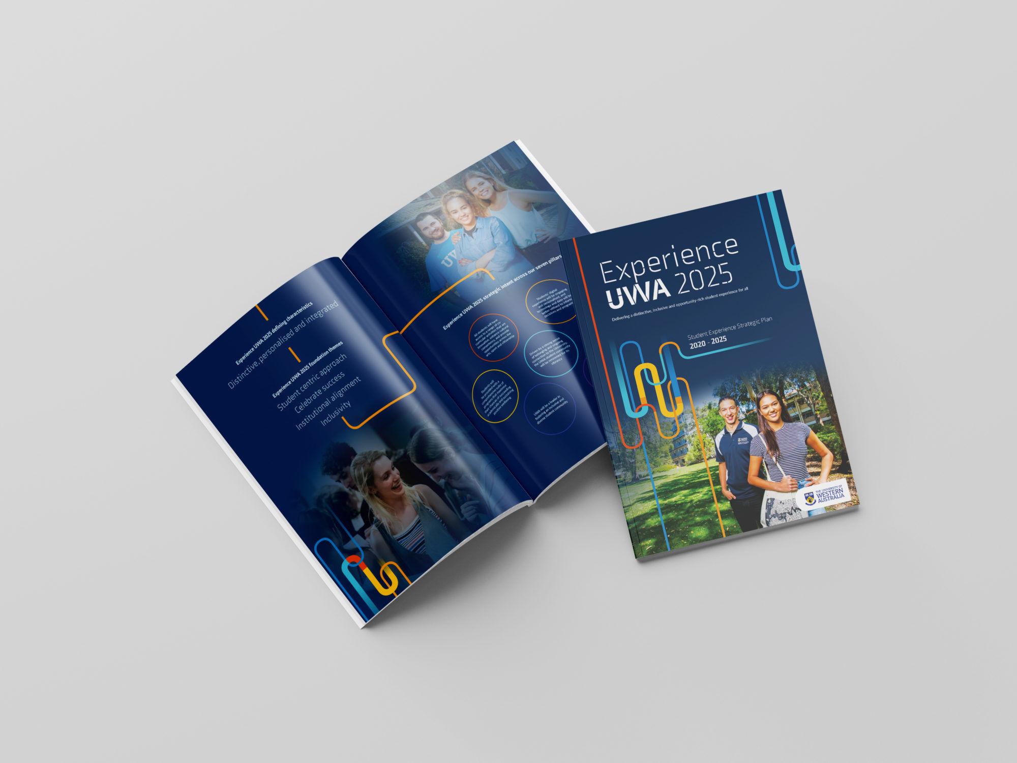 UWA Strategic Plan inside