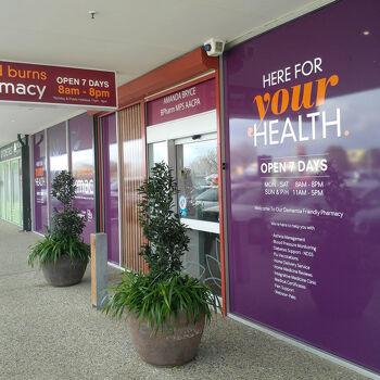 Gerald Burns Pharmacy